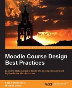 moodle course design cover