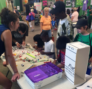 Making in public, with littleBits